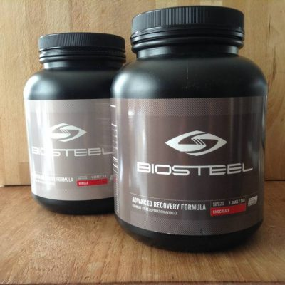 Biosteel recovery