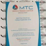 Receptie opening MTC
