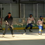 Coach1ng Ijshockeytraining