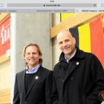 Gert Peeters Belgische Vlag