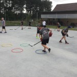 Hockey met Hoepels