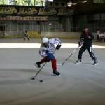 Jeugd Training Ijshockeybaan