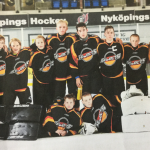 Teamfoto Ijshockey