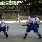 Training Jeugd Ijshockeybaan